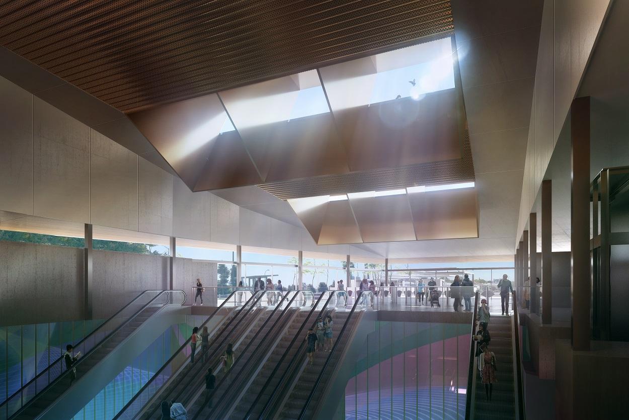 Boggo Road Station